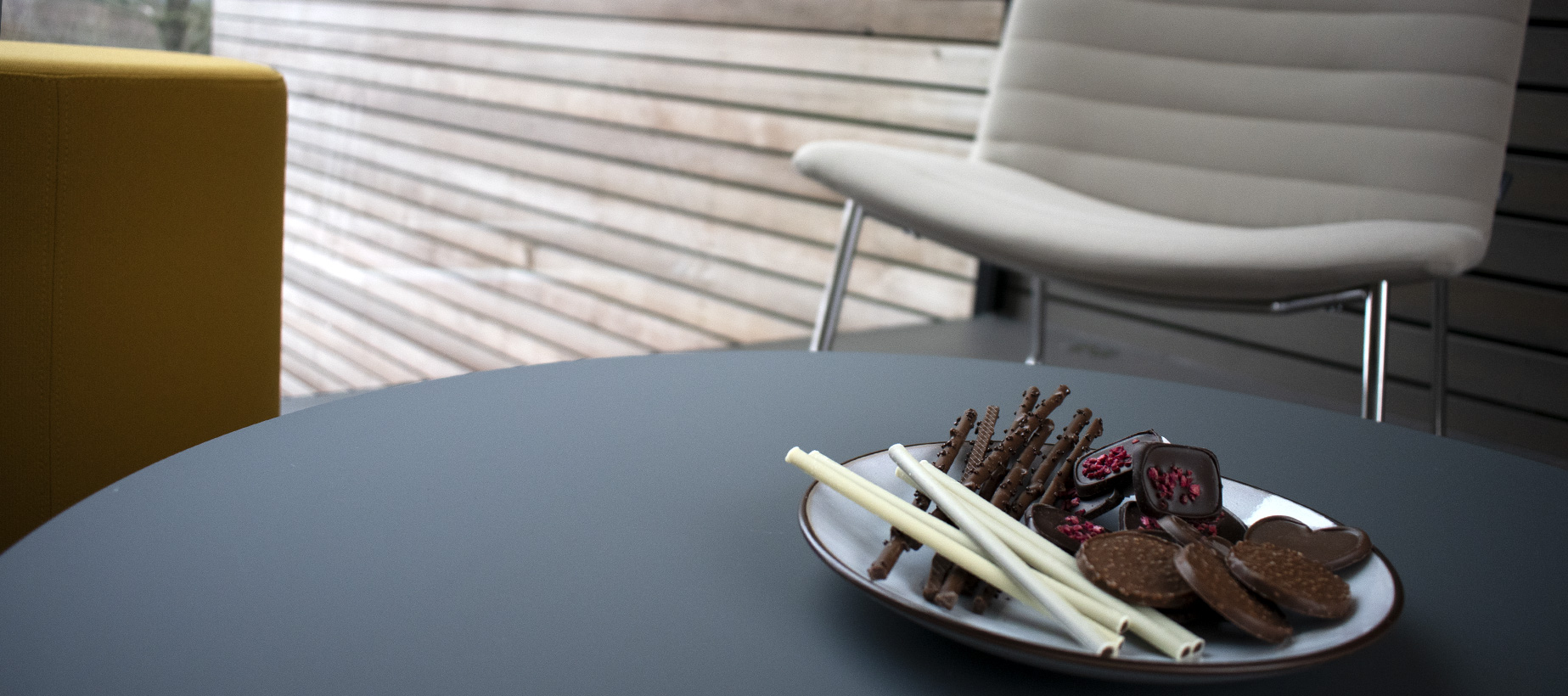 Arwem is the partner of your chocolated breaks